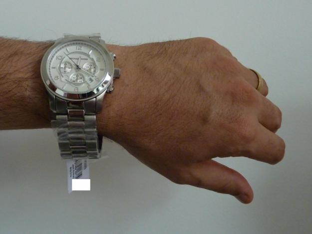 Michael Kors Mens Runway Chronograph Watch MK8086 - James Mobile  ผู้นำเข้านาฬิการายใหญ่   Inspired by LnwShop.com c83573843c