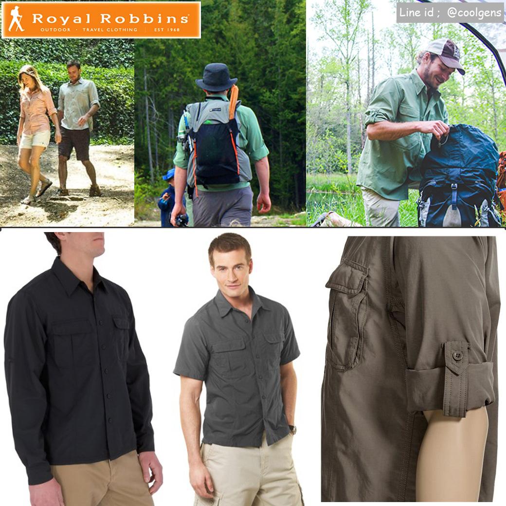 Royal Robbins Men's Boise Shirt ( Short & Long Sleeve )