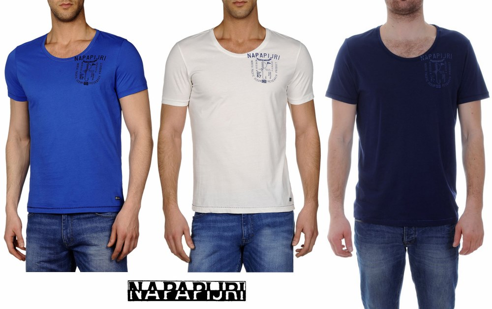 Napapijri Stoney T-Shirt