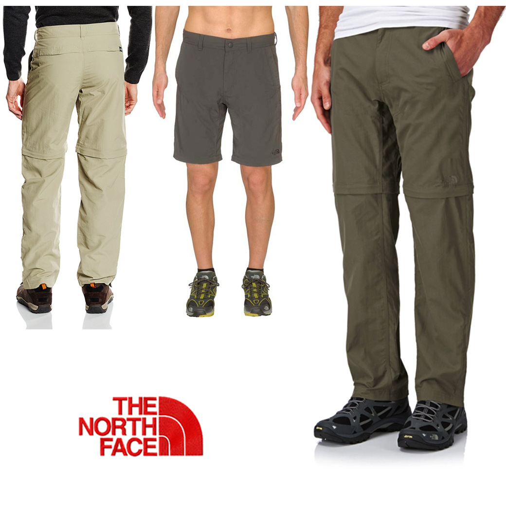 The North Face Classic Light weight Convertible Pant