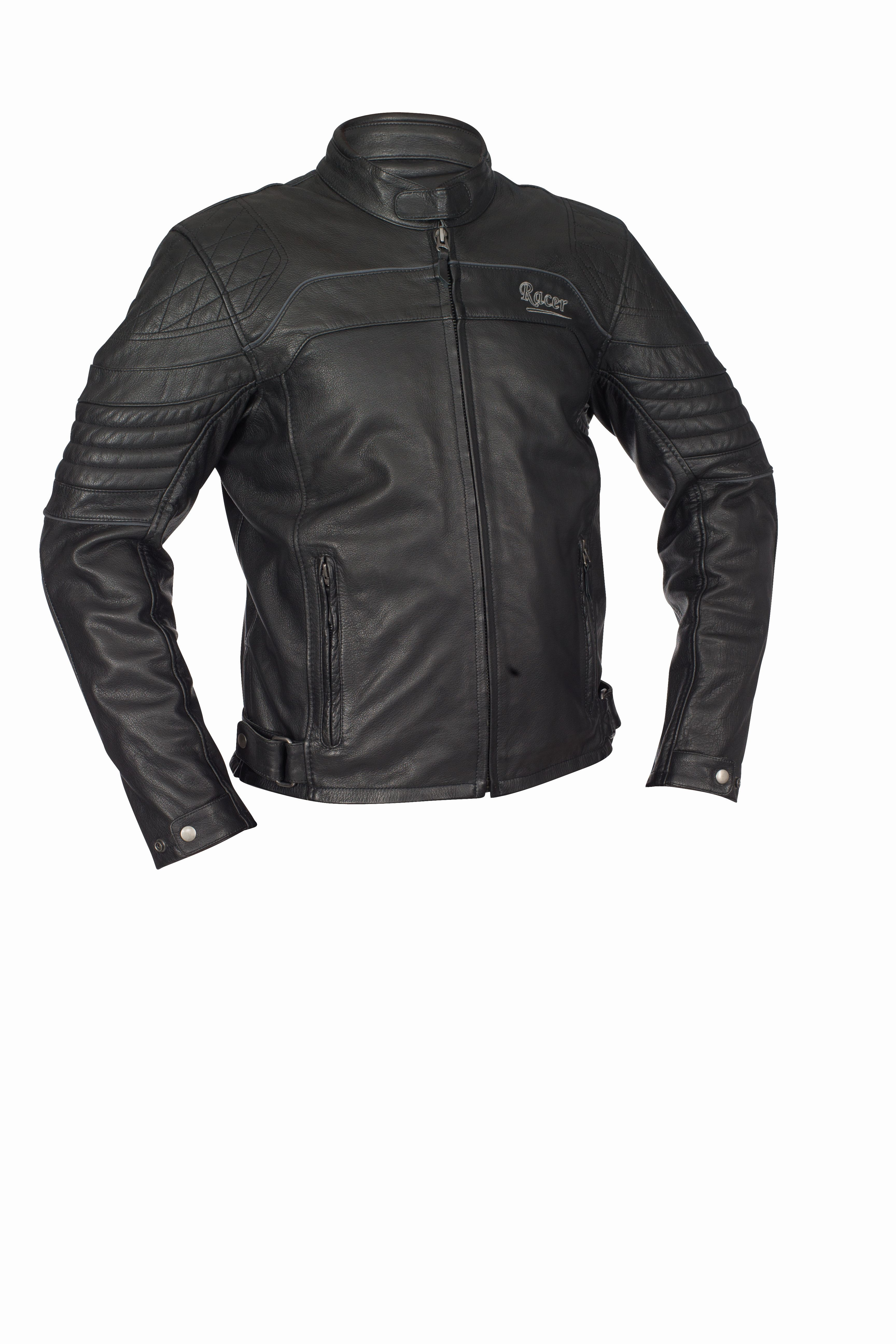 Racer Indy Leather Jacket