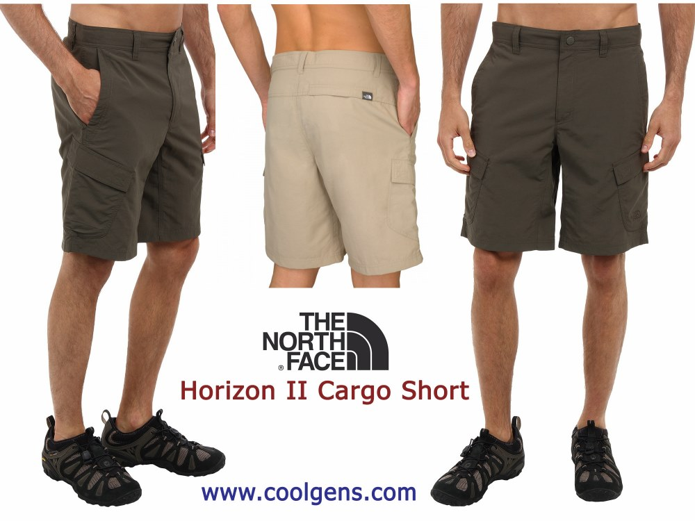 The North Face Horizon II Cargo Short (men)