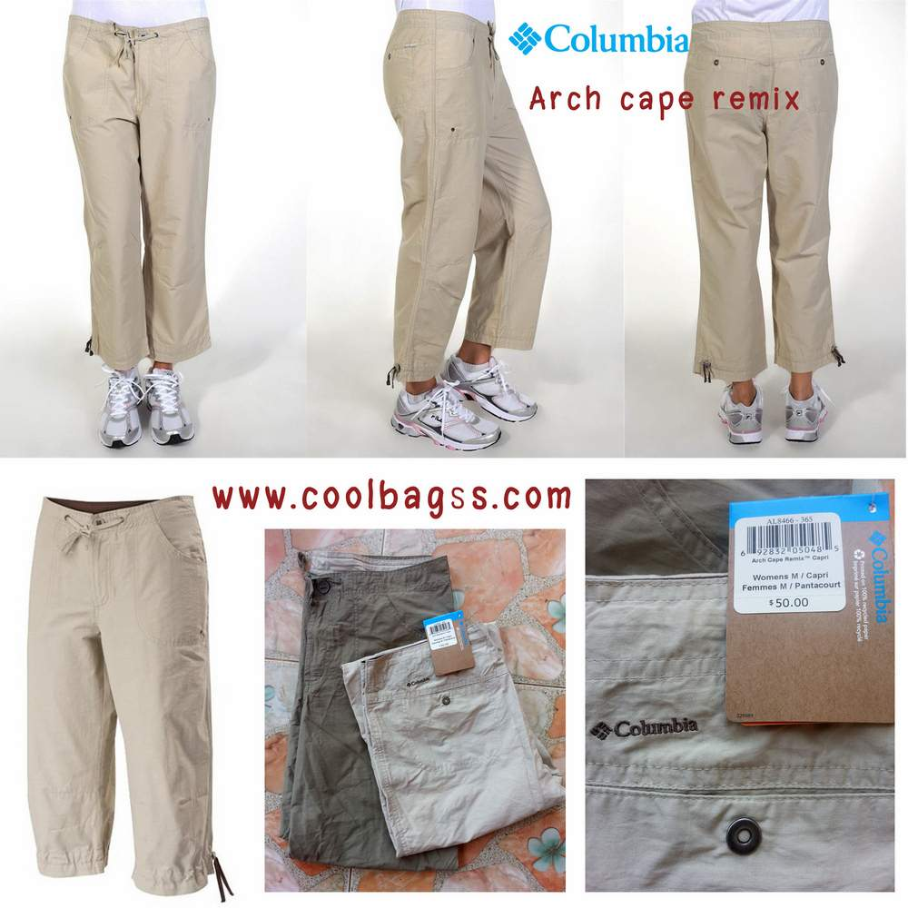 Columbia arch cape remix