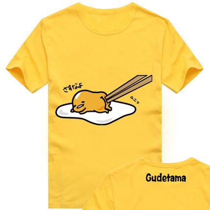 Preorder เสื้อไข่ขี้เกียจ gudetama ver2