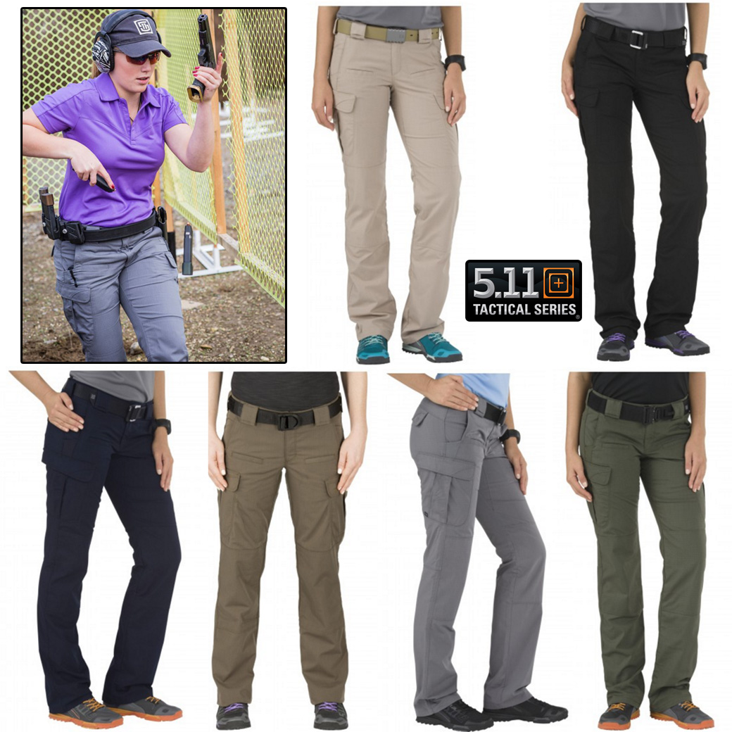 5.11 Tactical Womens's Stryke Pants with Flex Tac