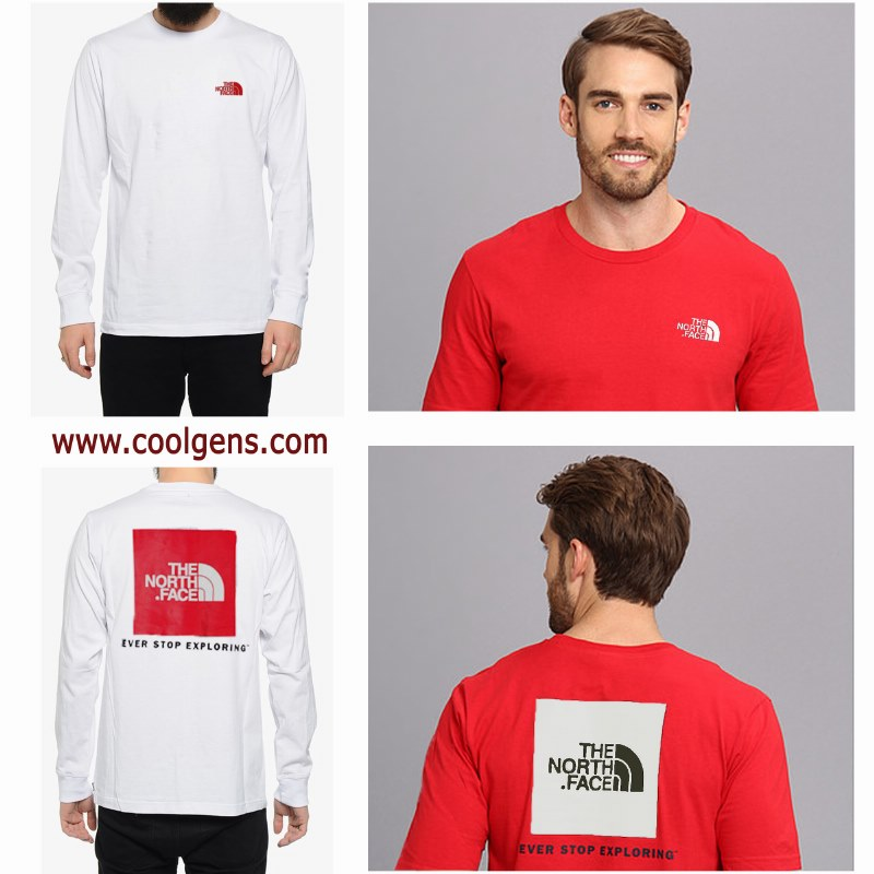 The-north-face-red-box-tee