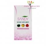 SANDY DETOX Healthy Slimming Whitening ผลิตภัณฑ์ดีท๊อกซ์และลดน้ำหนัก 10 ซอง ราคา *** บาท ส่งฟรี