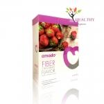 Amado Fiber Plus อะมาโด้ ไฟเบอร์ พลัส 5 ซอง ราคา 550 บาท ส่งฟรี