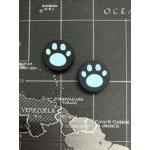 ซิลิโคนอนาล็อกตีนแมวแบบเล็ก (XboxOne Switch) - สีฟ้า