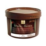 Cacao Barry Plate Glacer Brune(Dark compound) 5 Kg
