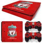 Sticker PS4 Slim - Liverpool 1