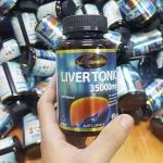 Auswelllife Liver Tonic 35000 mg. ออสเวลไลฟ์ ลิเวอร์ โทนิค 60 แคปซูล 1 กระปุกๆละ *** บาท ส่งฟรี EMS