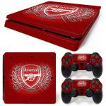 Sticker PS4 Slim - Arsenal 2