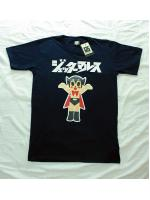 T-Shirt เสื้อยืดกันดั้ม Jetter Mars เจ็ตเตอร์ มารุส เจ้าหนูจอมพลัง (Zaku II) สุดเท่ห์ สีกรมท่า จากร้าน GUNZU !!โปรโมชั่น