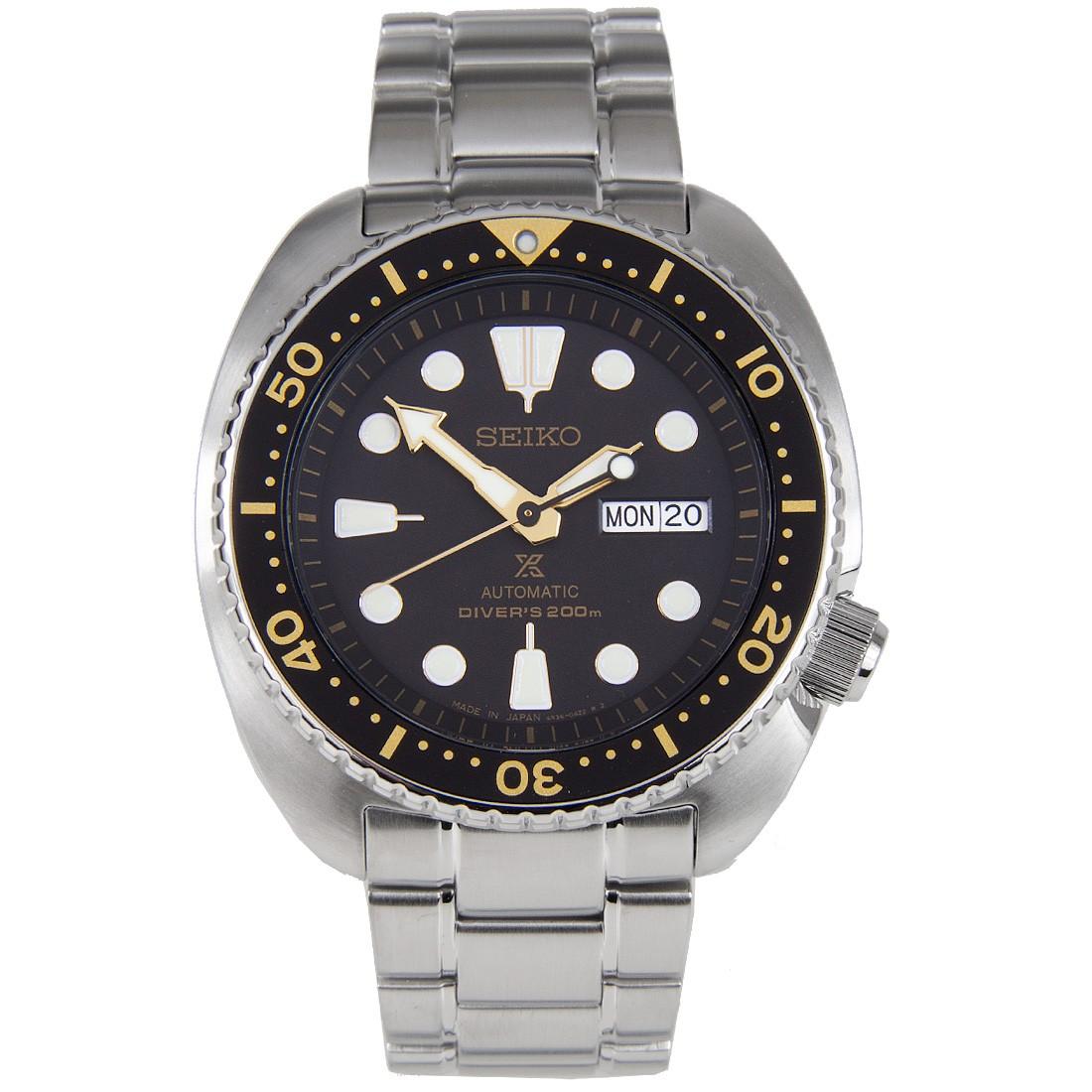 นาฬิกา Seiko Prospex Turtle Automatic Diver's 200M SRP775J1