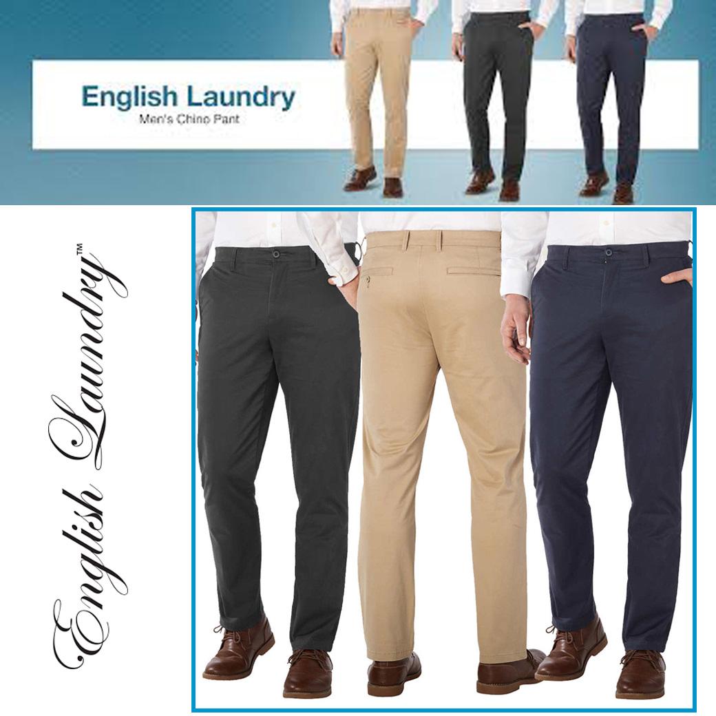 English Laundry Flex Chino Pant