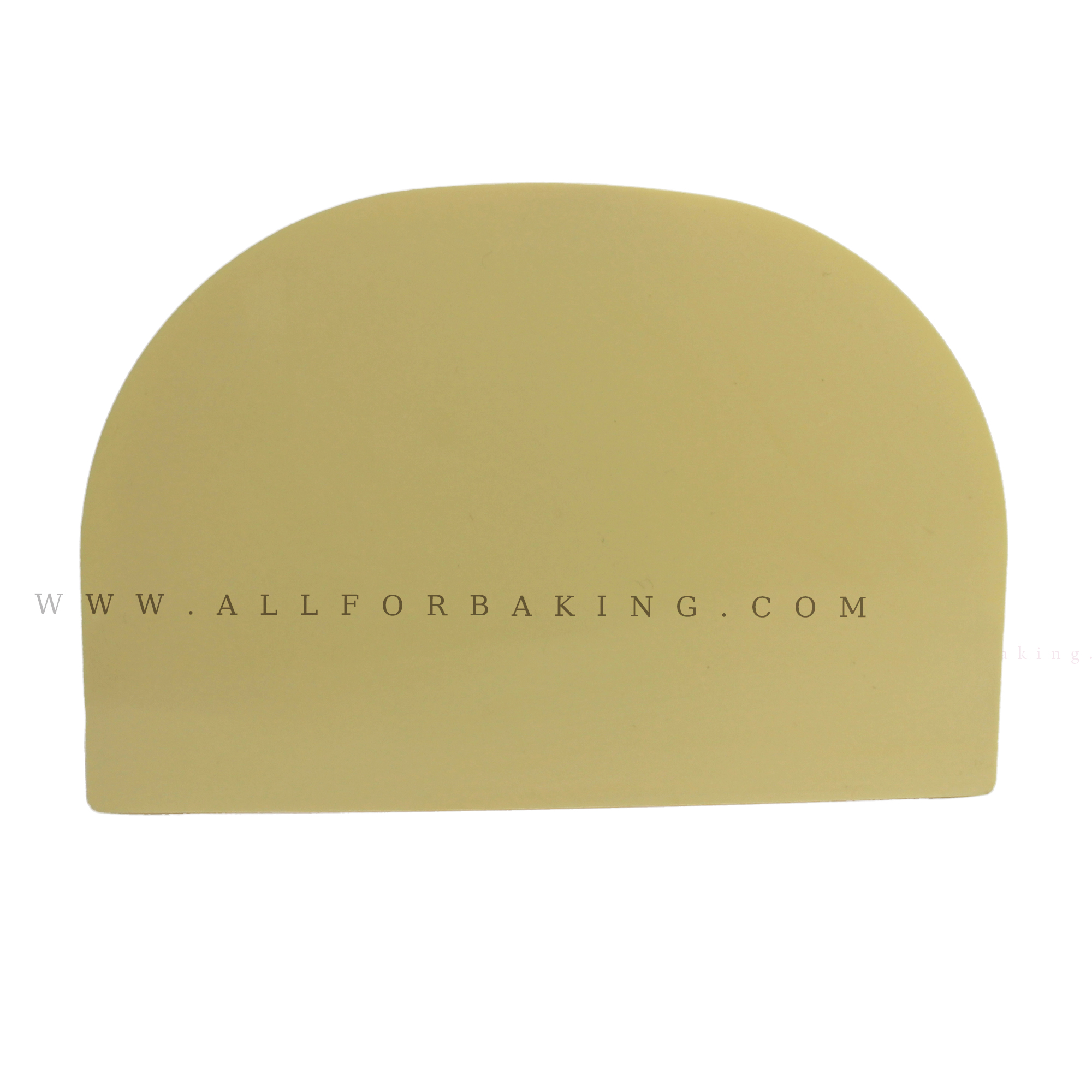 Matfer DOUGH SCRAPER PLASTIC