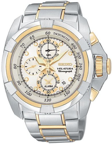 Seiko Velatura Alarm Chronograph SNAA92P1