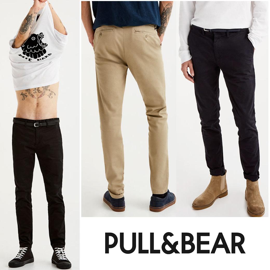 Pull & Bear Smart Skinny Pant