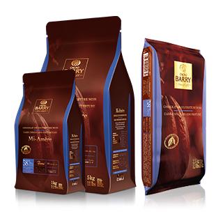 Cacao Barry Favorites Mi-Amère 58% (5 kg)