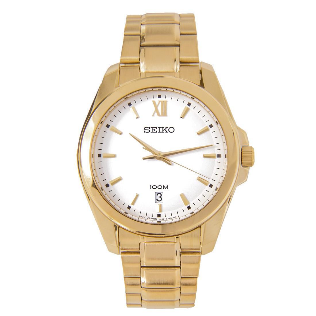 นาฬิกาข้อมือ SEIKO MEN'S WATCH รุ่นSGEG64P1