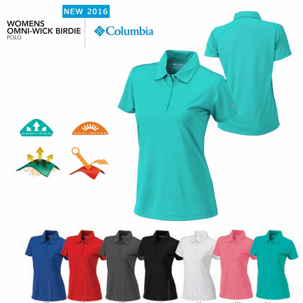 Columbia women's Birdie Polo