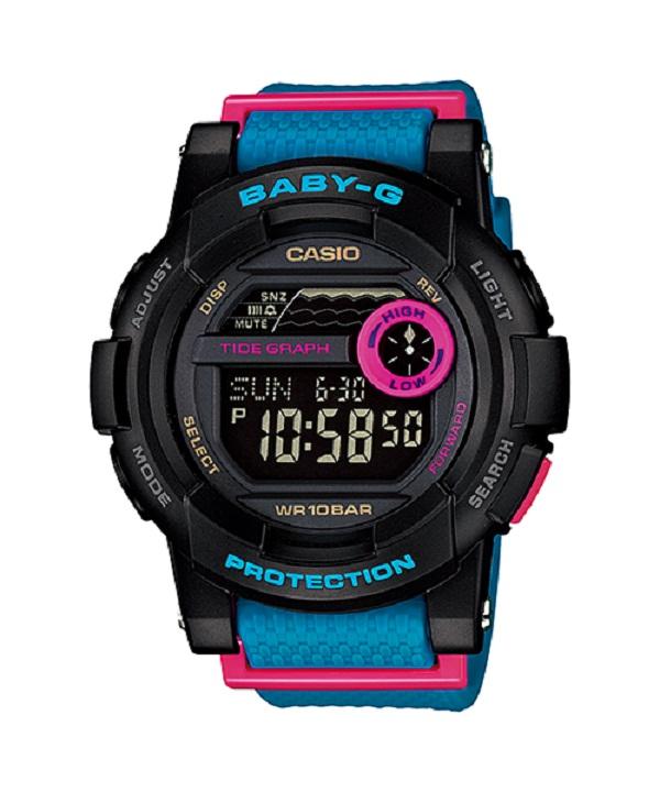 นาฬิกาข้อมือ คาสิโอ Casio Baby G นาฬิกาข้อมือ รุ่น BGD-180-2
