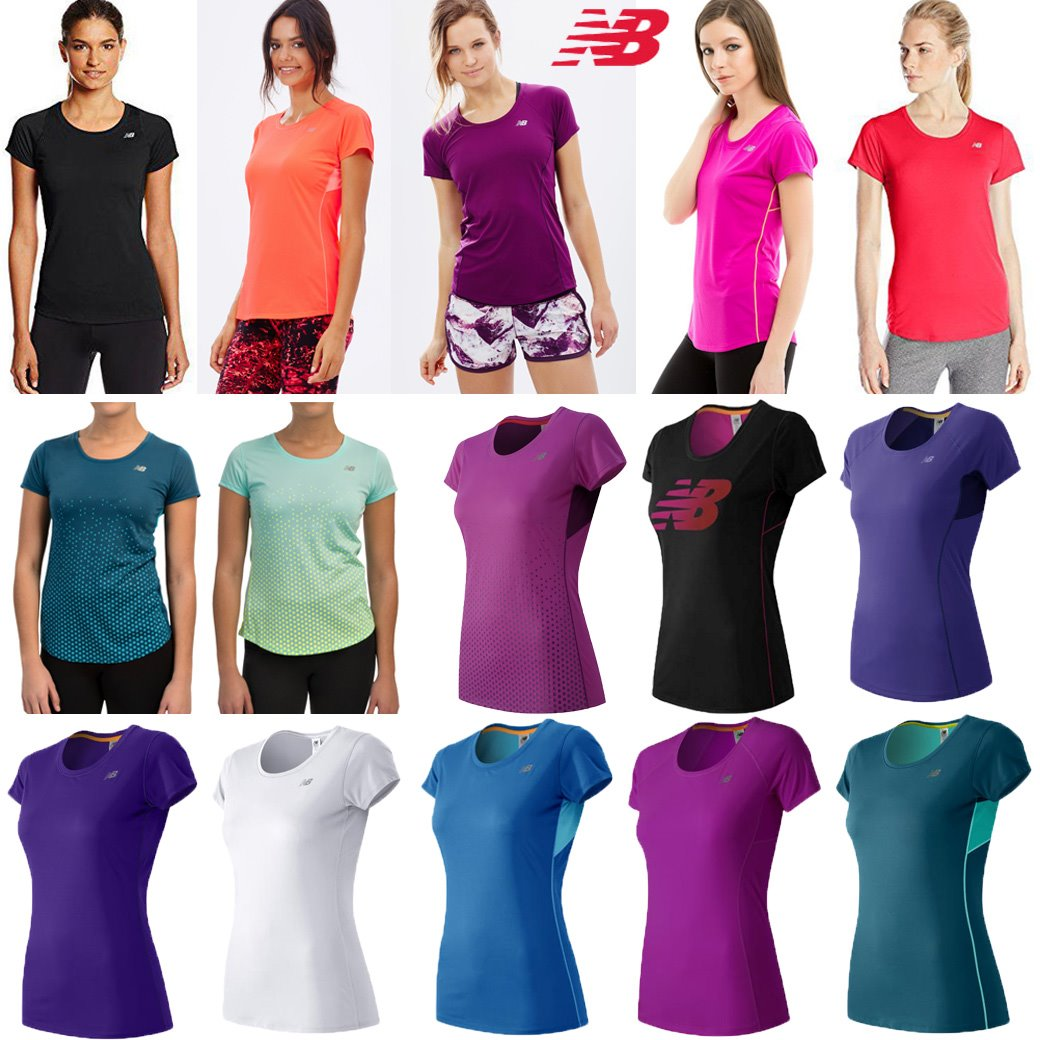 New Balance women's Accelerate Tee