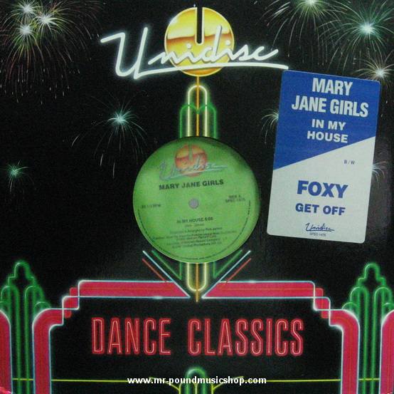 Mary Jane Girls / Foxy - In My House / Get Off