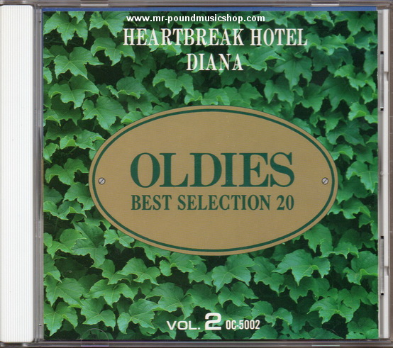 Various Artists - Oldies Best Selection 20 (Vol. 2)