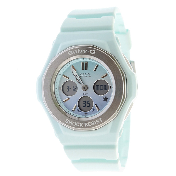 นาฬิกาผู้หญิง CASIO Baby-G รุ่น BGA-100ST-3A Starry Sky Series