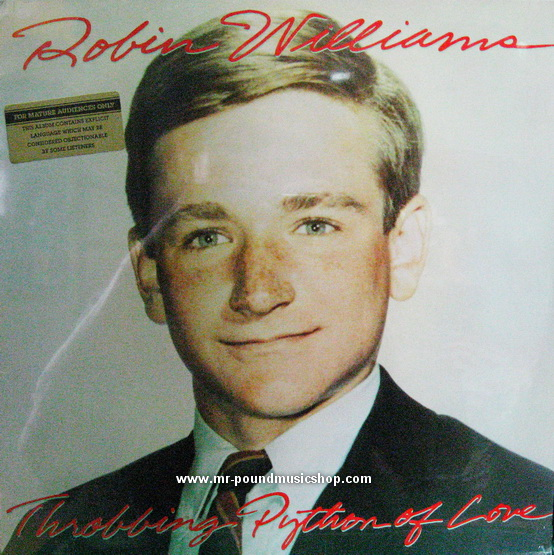 Robin Williams - Throbbing Python of Love