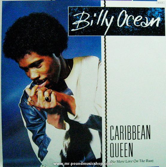Billy Ocean - Caribbean Queen (No More Love On The Run)