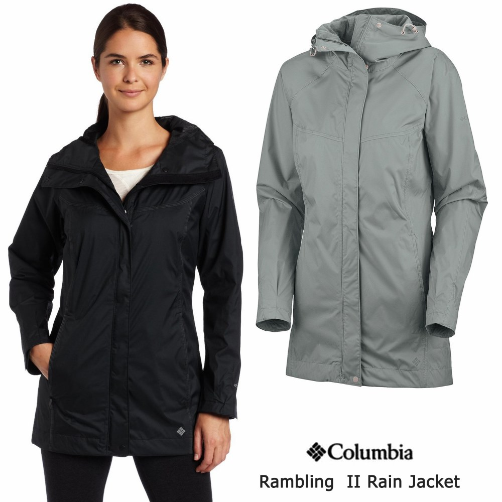 Columbia Rambling II Rain Jacket