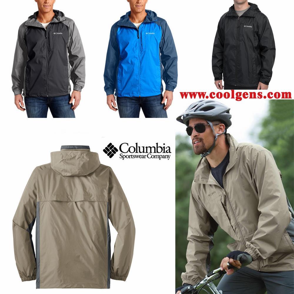 Columbia Riffle Spring & Cugar Peak Jacket