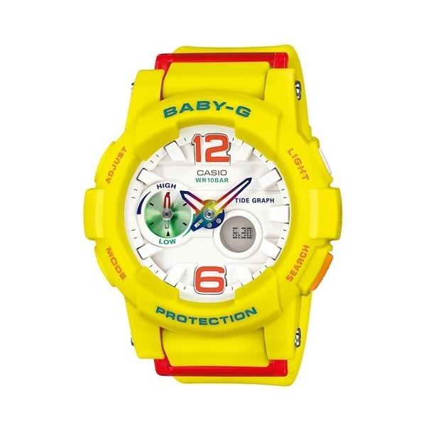 นาฬิกาข้อมือ คาสิโอ Casio Baby-G รุ่น BGA-180-9BDR