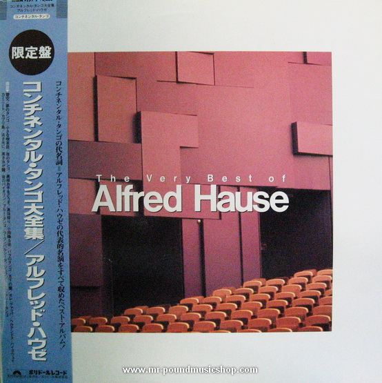 Alfred Hause - The Very Best of Alfred Hause