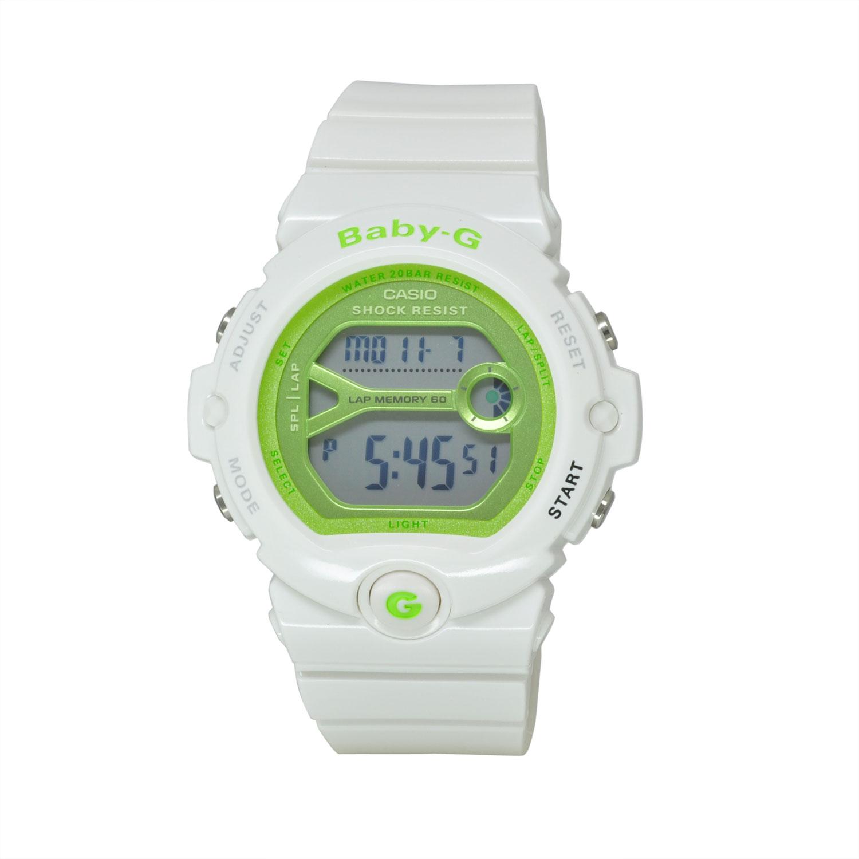 นาฬิกาข้อมือ คาสิโอ Casio Baby-G BG-6903-7DR Baby-G for Runners