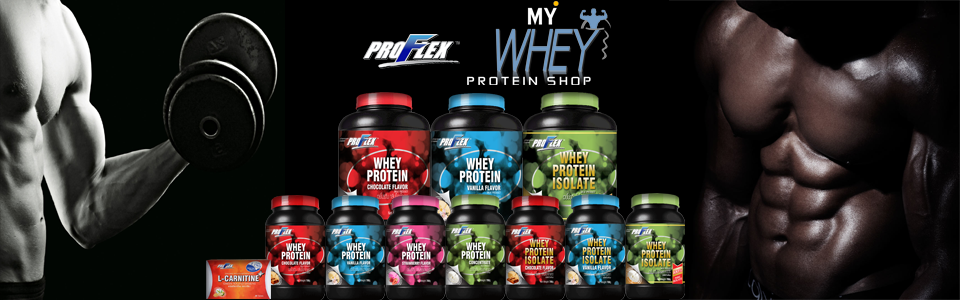 My Whey Protein Shop