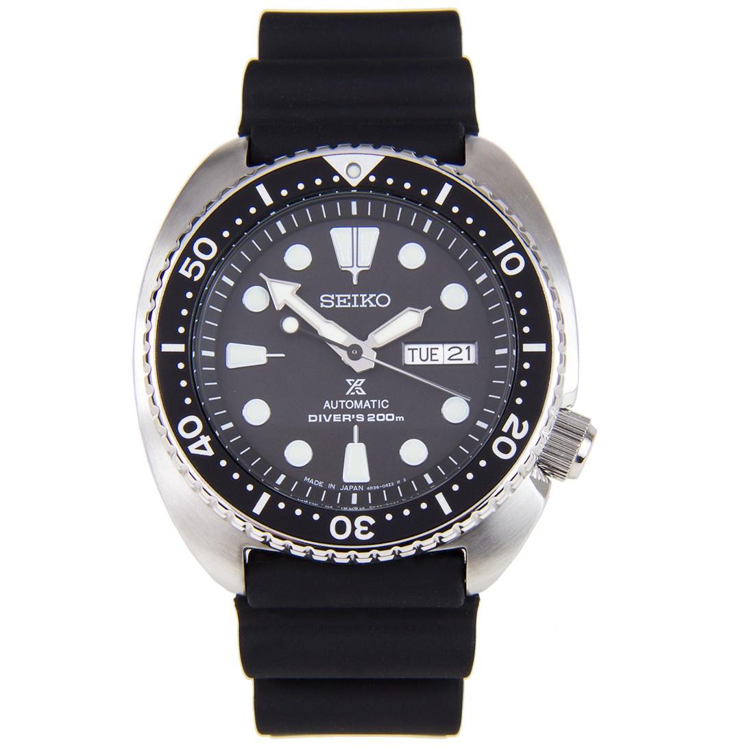 นาฬิกา Seiko Prospex Turtle Automatic Diver's 200M SRP777J1