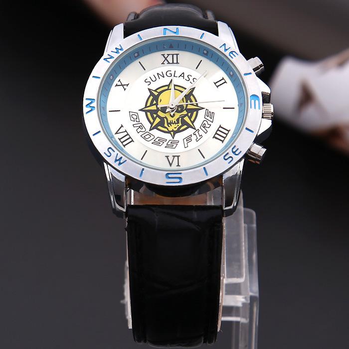 Preorder นาฬิกาสายหนัง Crossfire [กันน้ำ]