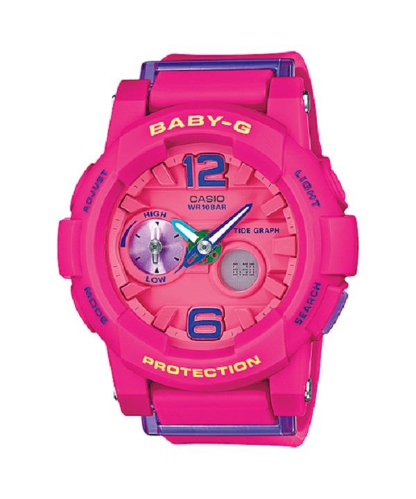 นาฬิกาข้อมือ คาสิโอ Casio Baby-G รุ่น BGA-180-4B3DR
