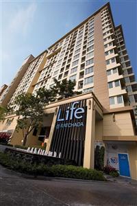 ให้เช่าคอนโด Life @ Ratchada Ladprao 36 ราคา 15,000 / เดือน 1 ห้องนอน พื้นที่ 42 ตร.ม ชั้น 9 ตึกบี เฟอร์นิเจอร์ครบ