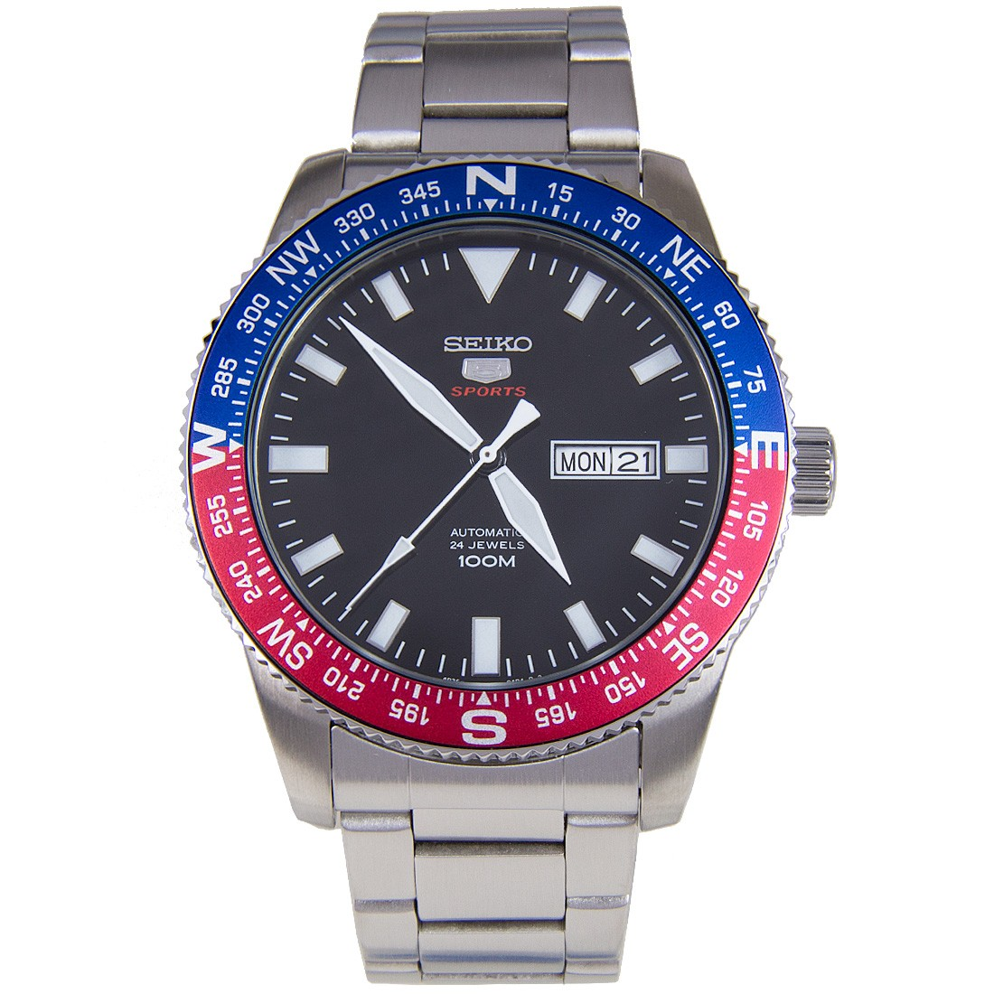 Seiko 5 Sports Automatic Watch SRP661K1