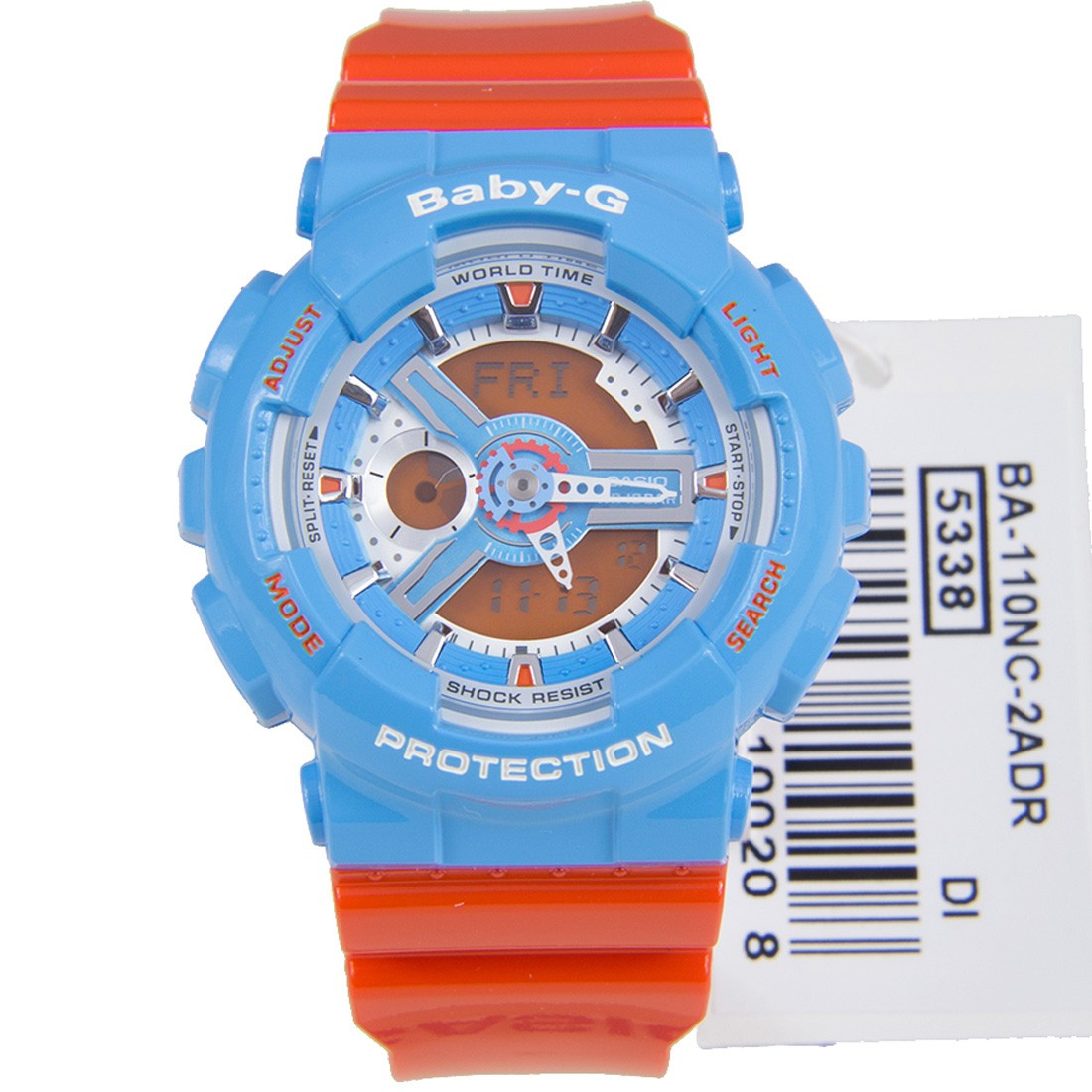 นาฬิกาข้อมือผู้หญิง Casio BABY-G รุ่น BA-110NC-2ADR