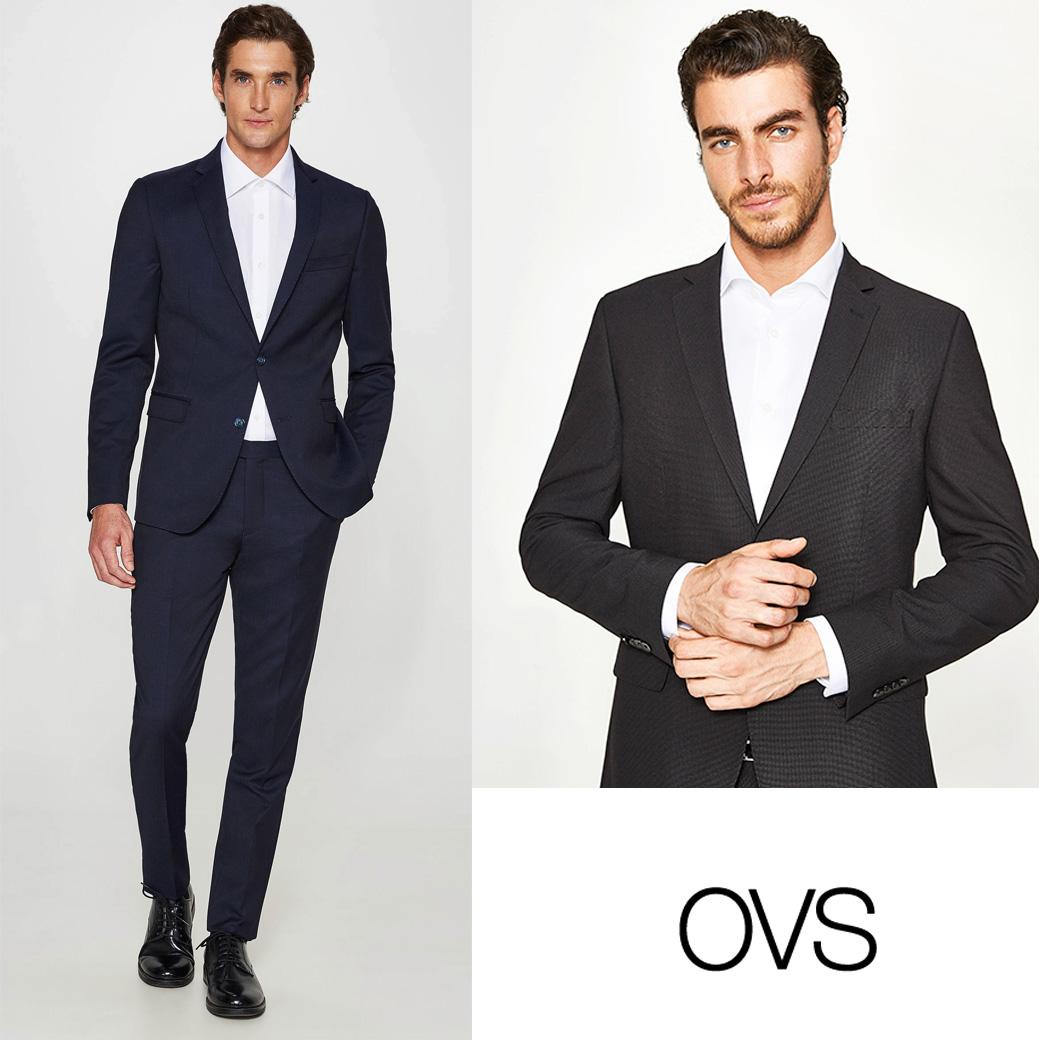 OVS Men's Suit Blazer