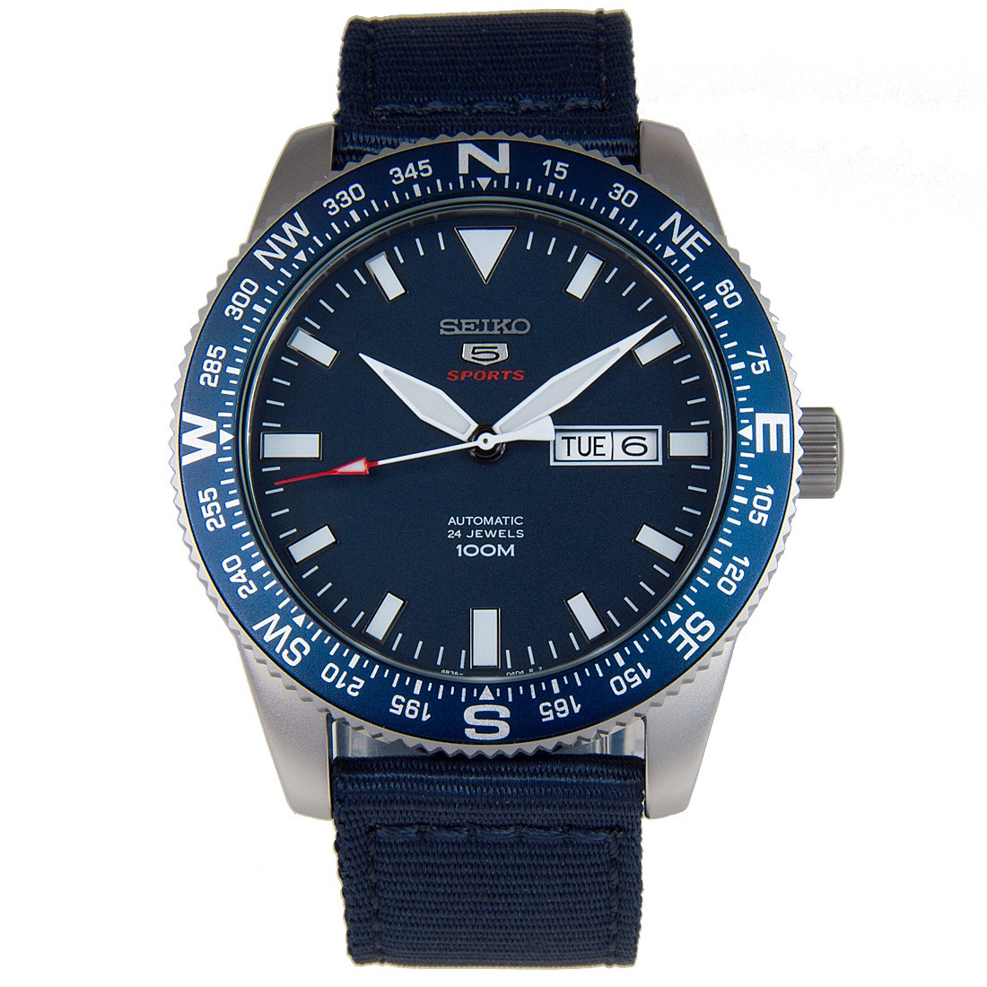 Seiko 5 Sports Automatic Watch SRP665K1