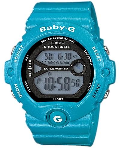 นาฬิกาข้อมือ คาสิโอ Casio Baby-G BG-6903-2 Baby-G for Runners