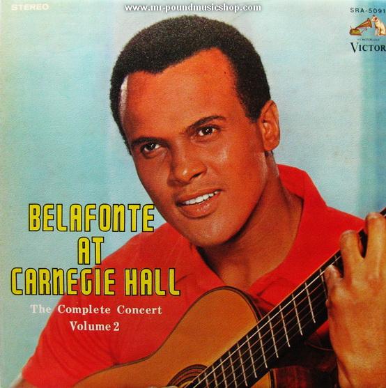 Harry Belafonte - At Carnegie Hall The Complete Concert Vol.2