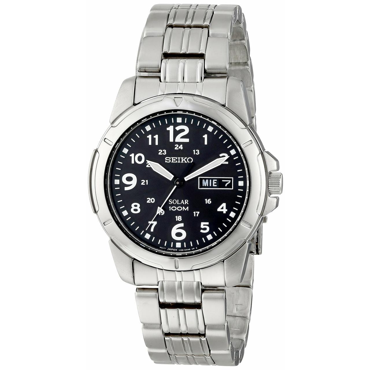 นาฬิกา SEIKO Solar (นาฬิกา ไซโก้) รุ่น SNE095P1